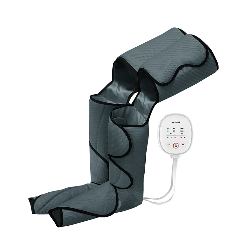 Leg Massager for Circulation and Relaxation with Heat Foot and Calf Massage Air Compression with Handheld Controller